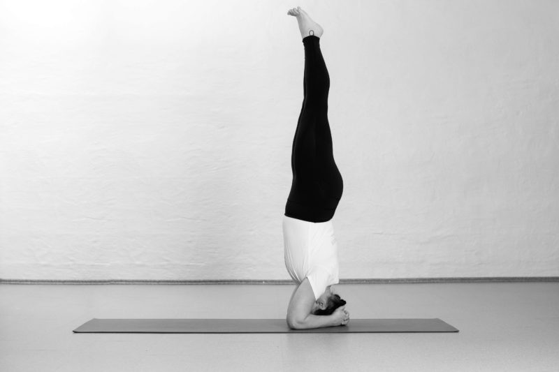 Yoga-Auszeit für Mütter