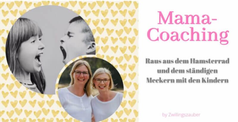 Coaching für Mamas – Zwillingszauber