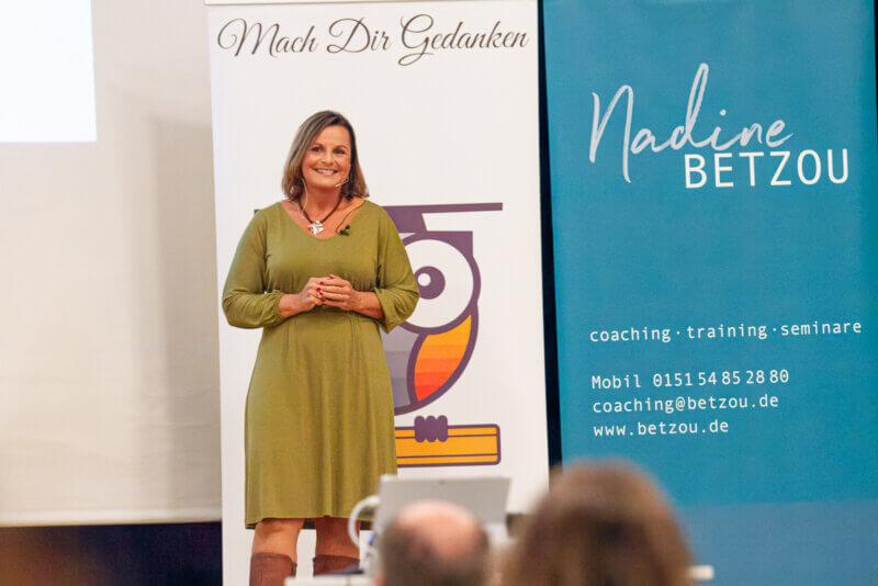 psychologische Beraterin/Elterncoach – Nadine Betzou