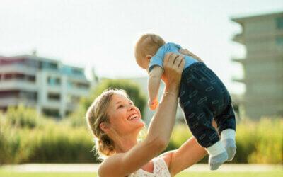Working Mom, Mental Load oder Stress bei der Kinderbetreuung? –  wie du mit Mama Care im Mama-Alltag gesund bleiben kannst